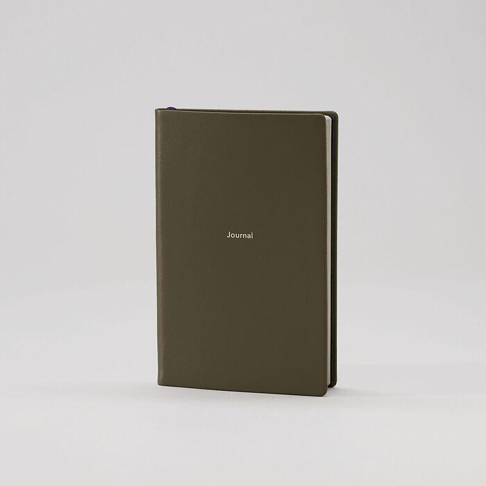 Notebook Journal S ruled Ranger Green
