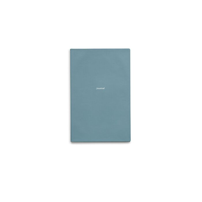 Notebook Journal S ruled Pigeon Blue