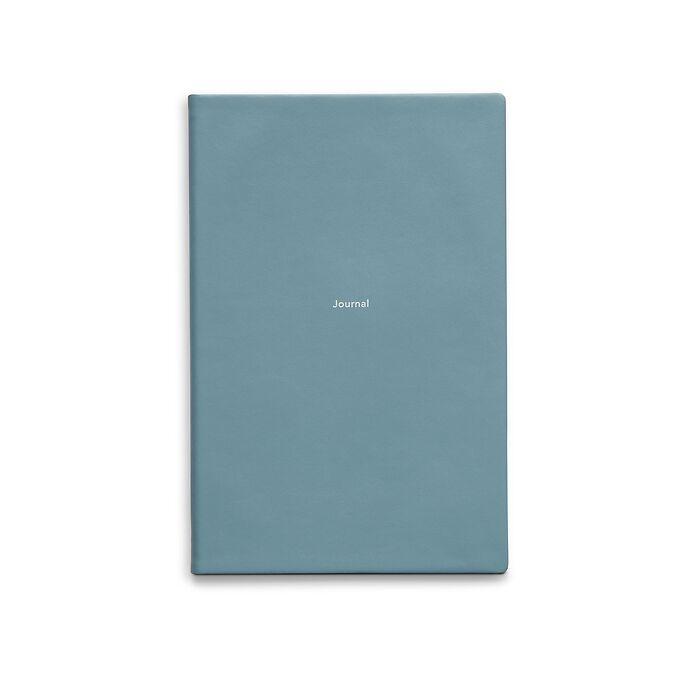 Journal M Noitzbuch blanko Pigeon Blue