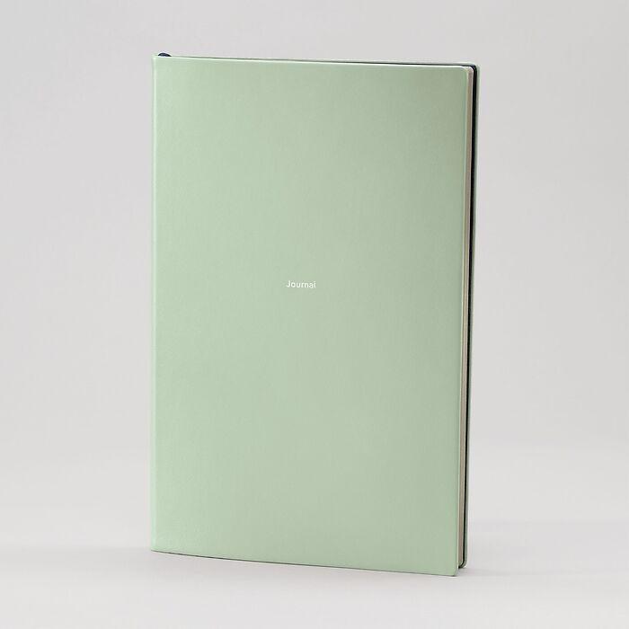 Notebook Journal L plain Cool Mint