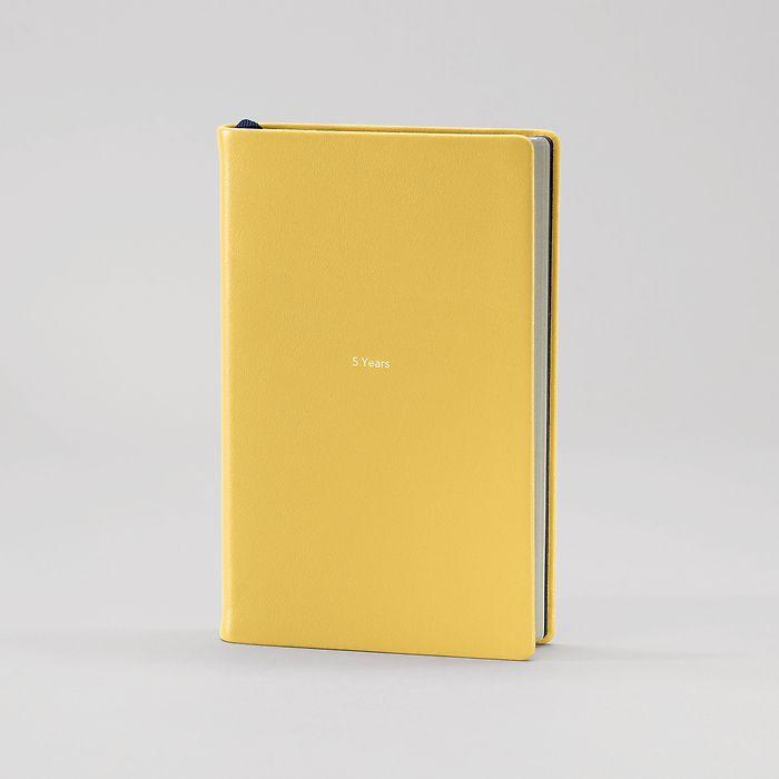 5 Years Book M Mustard