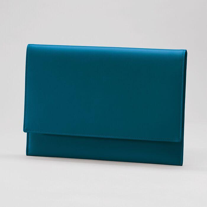 Laptop Cache Petrol Green
