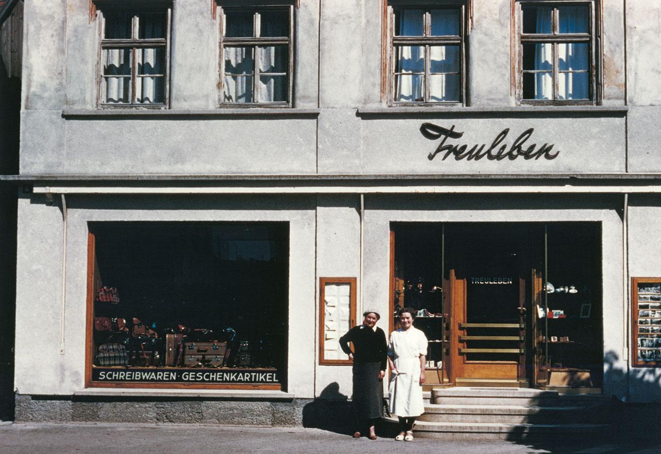 Treuleben shop