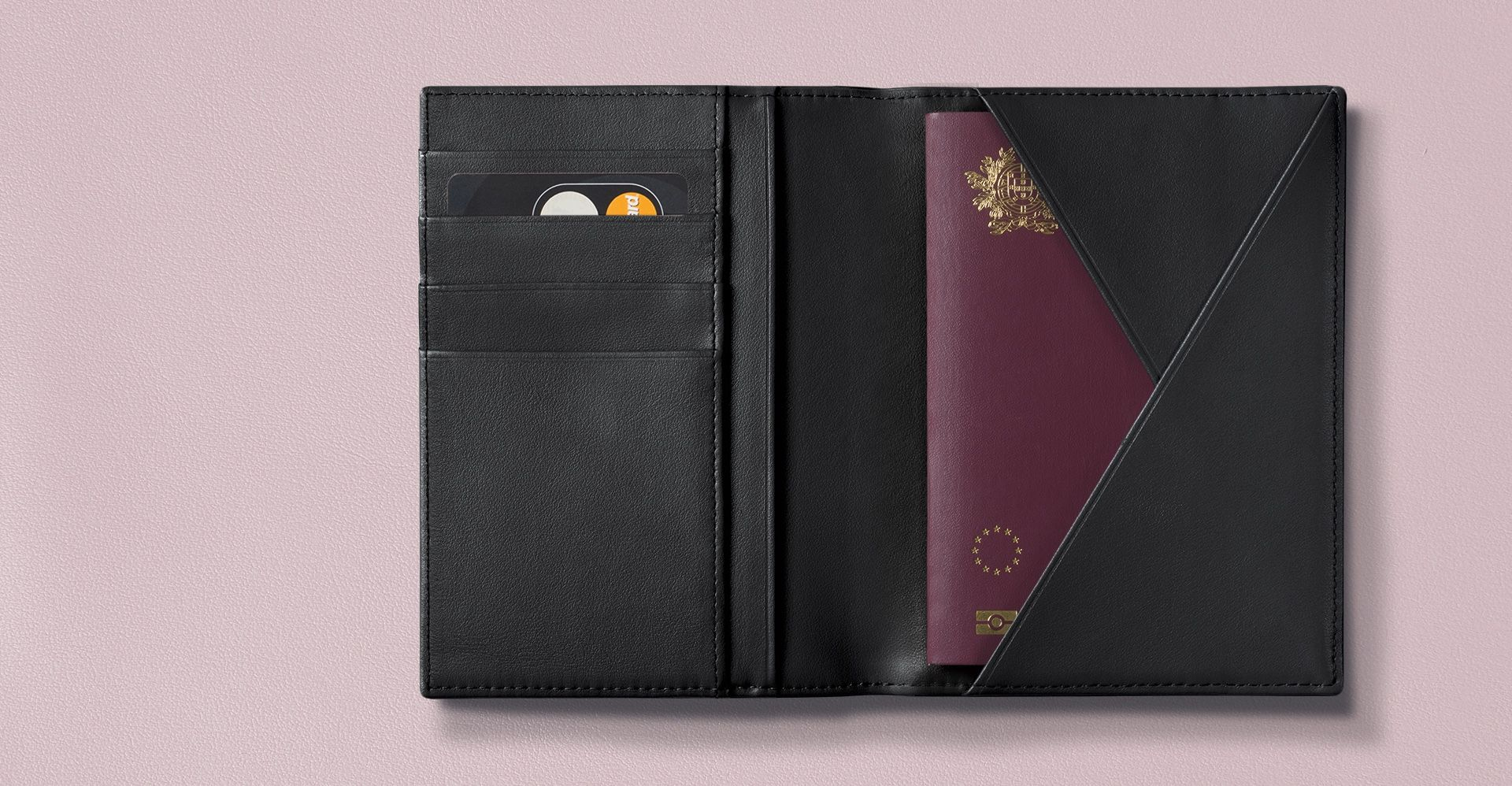 Passport Caddy