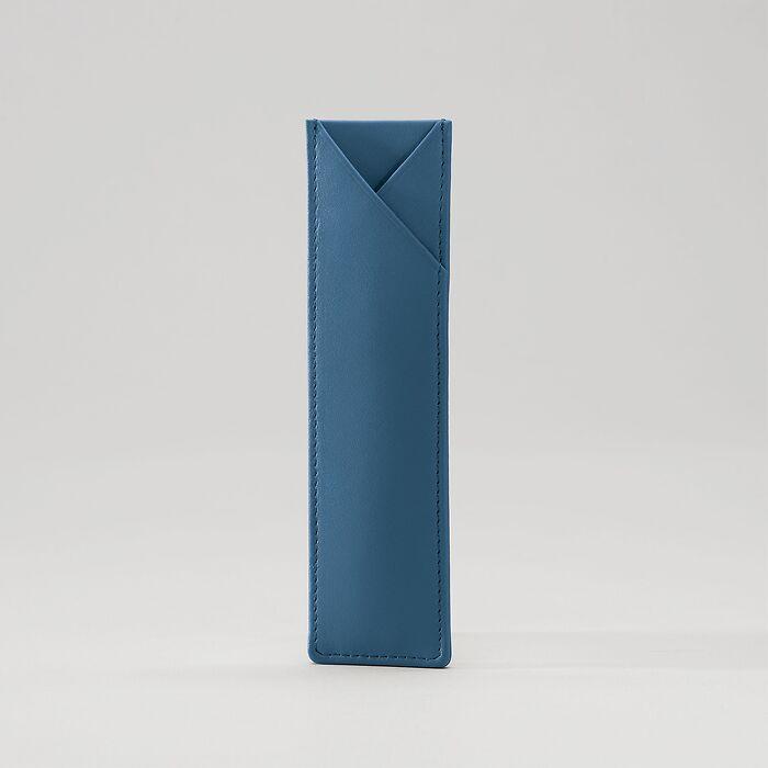 Pen Sleeve Prussian Blue