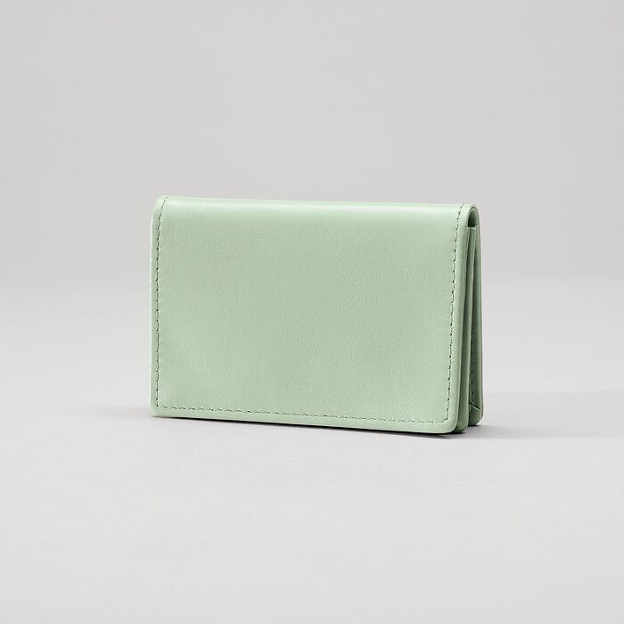 Business Card Caddy Cool Mint