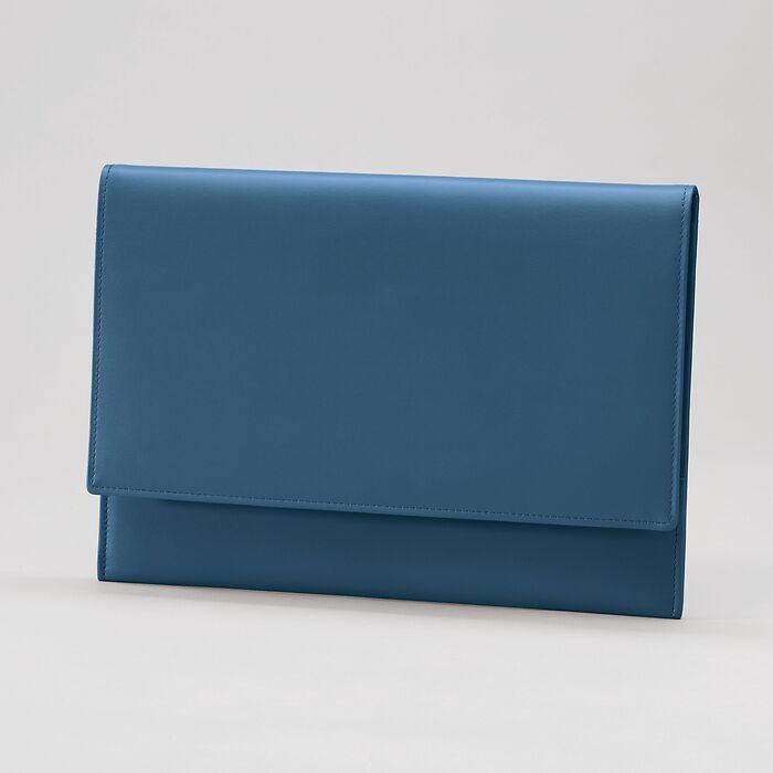Laptop Cache Prussian Blue