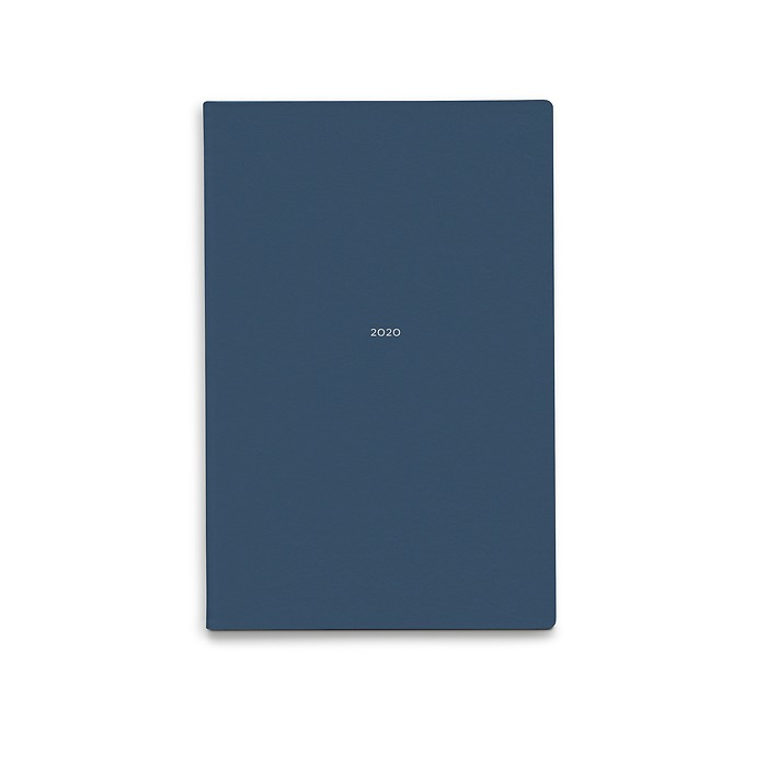 Fifty-Two Calendar M 2020 Prussian Blue