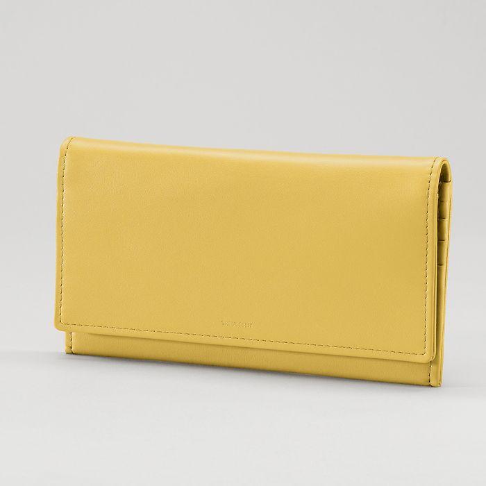Portemonnaie Wallis Mustard