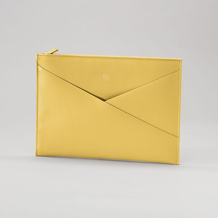 Envelope Pouch Wallaby Mustard
