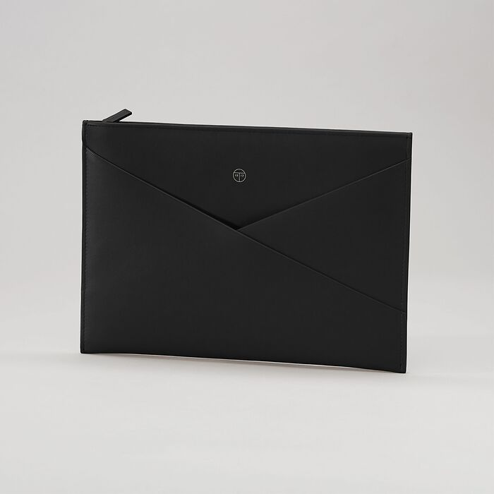 Envelope Pouch Wallaby Nero