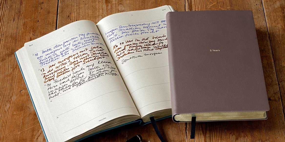 Fünfjahresbuch von Treuleben